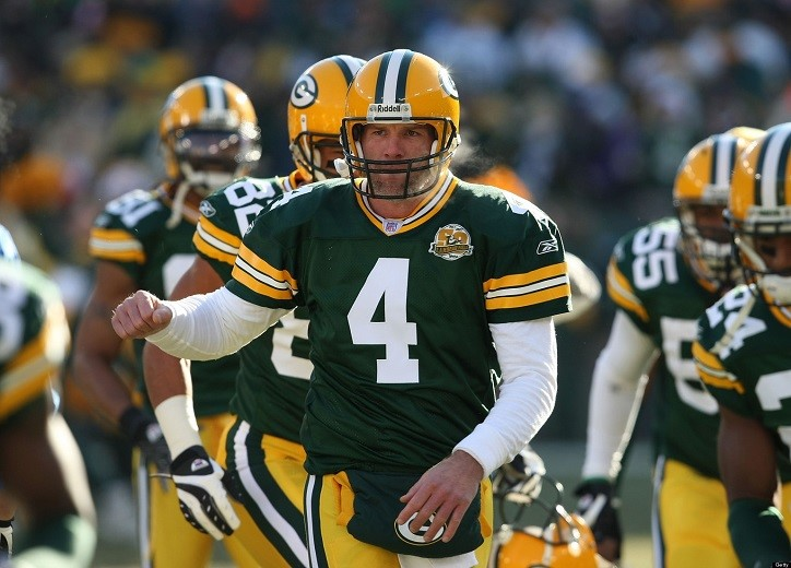 Brett Favre Background Check