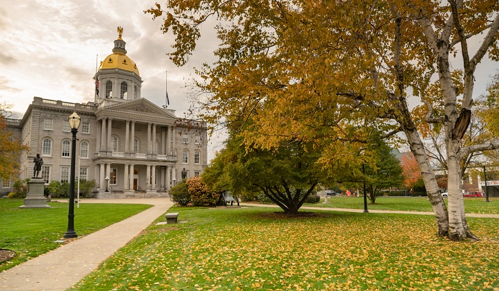 New Hampshire Unclaimed Money