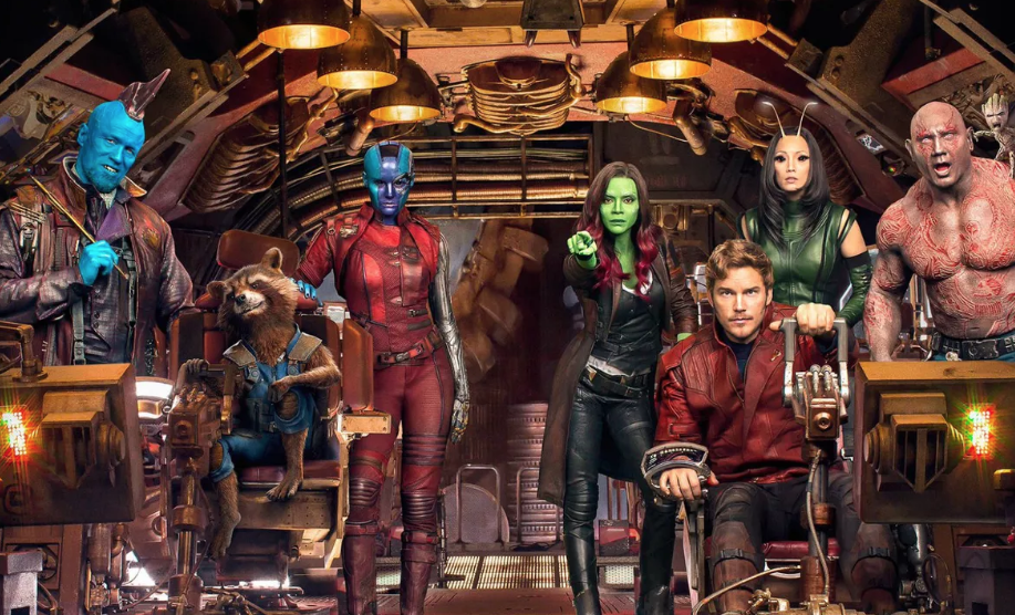 guardians of the galaxy superhero