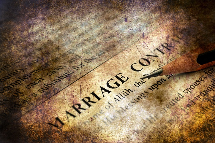 North Carolina Marriage License