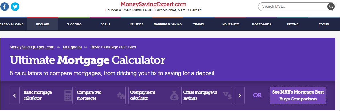 dave ramsey mortgage payment calculator