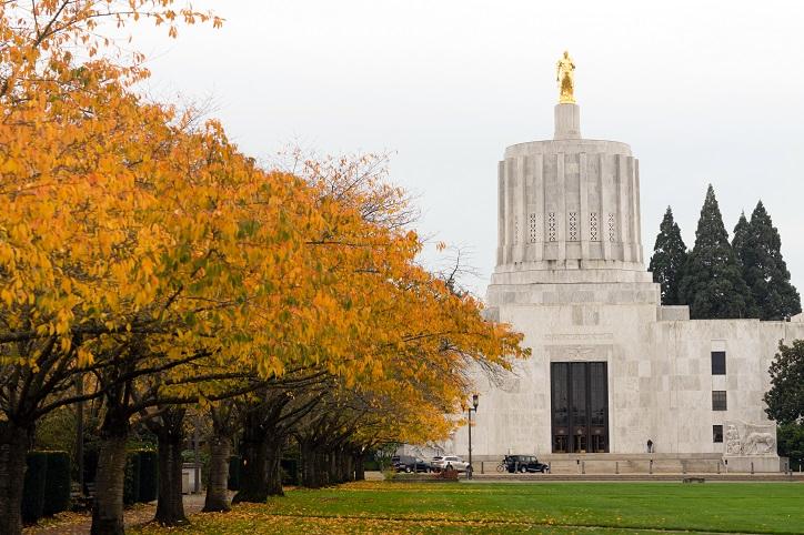 Oregon Assault Law
