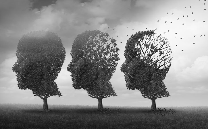 List of Common Psychological Disorders