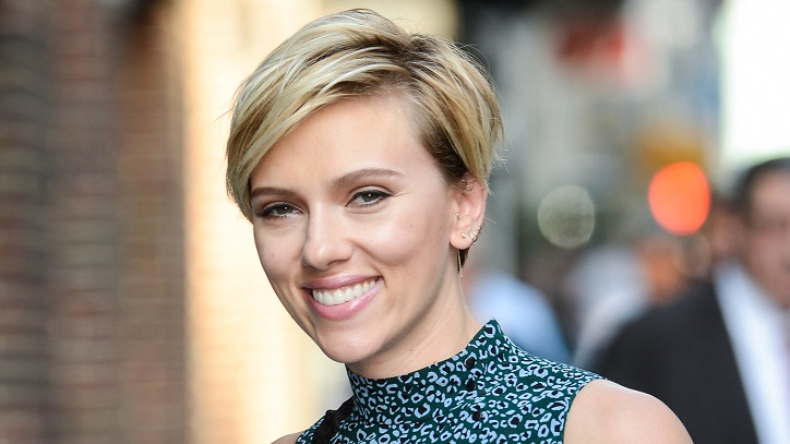 Scarlett Johansson Public Records