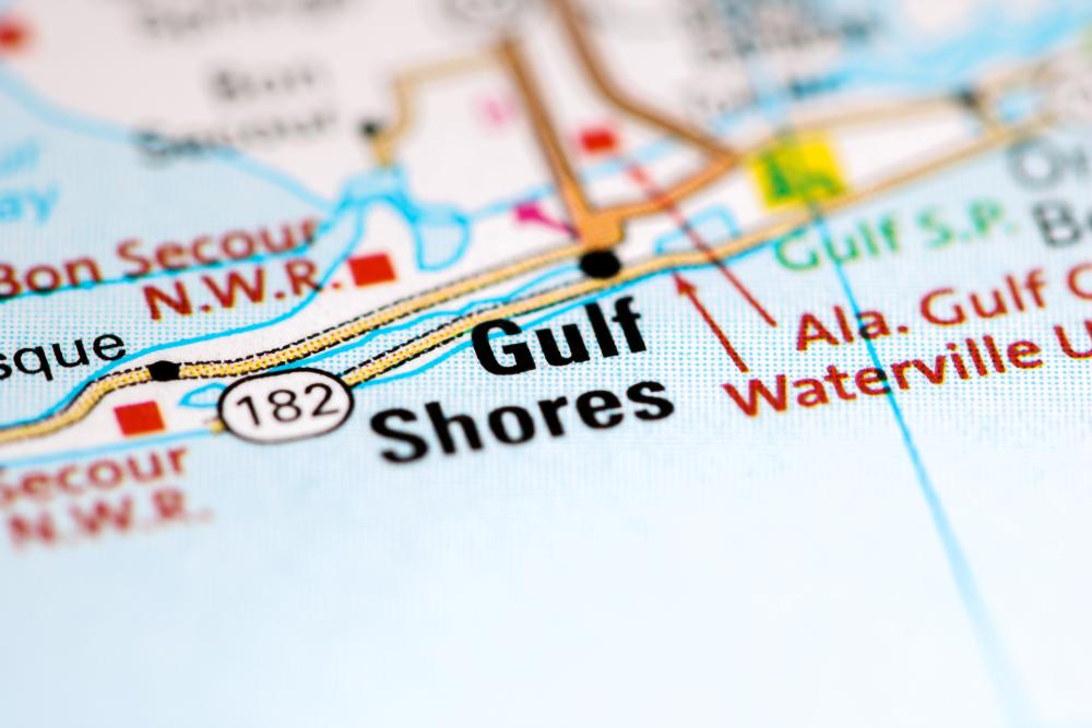 Gulf Shores Public Records