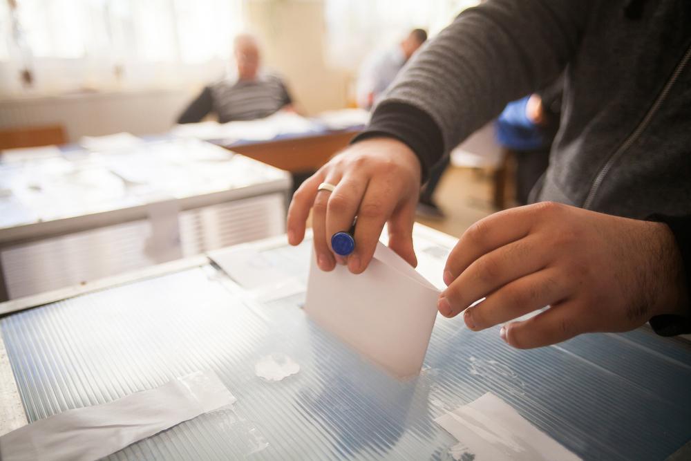 Maryland Register to Vote