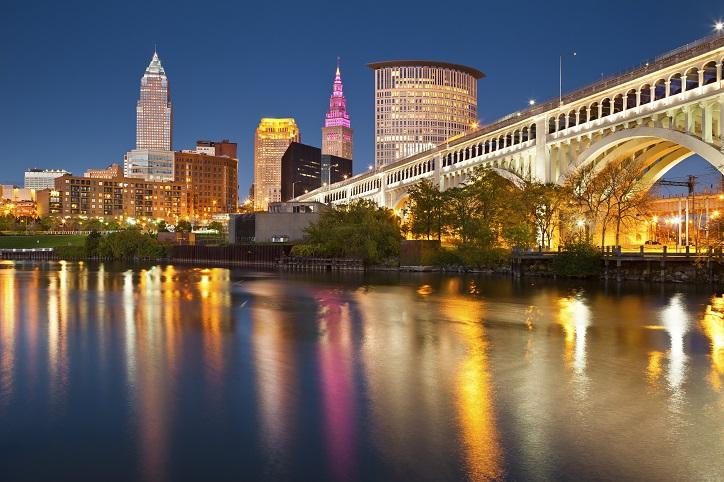 Ohio City Crime Rate