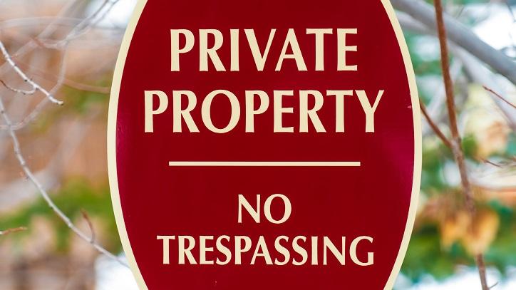 Massachusetts Trespassing Laws