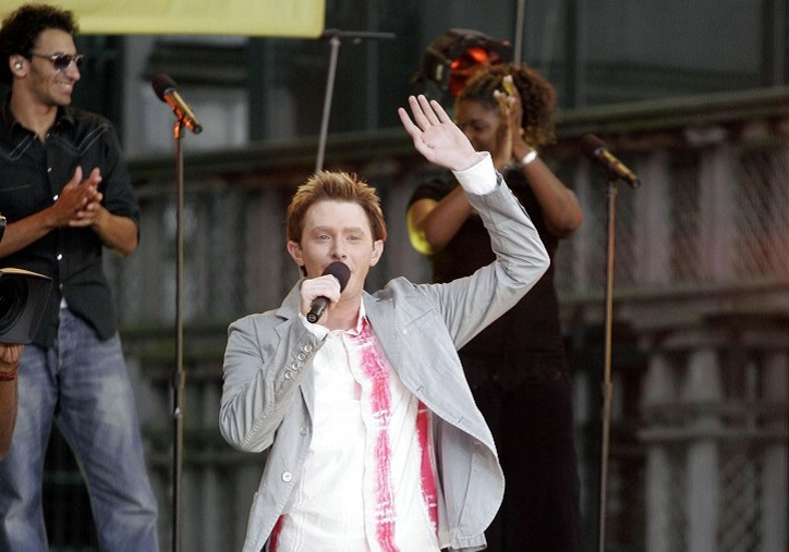 Clay Aiken Public Records