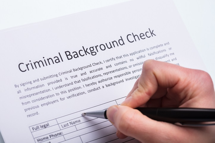 Free Criminal Record Check