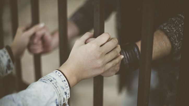 Family in Jail