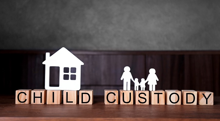 Wyoming Child Custody Laws