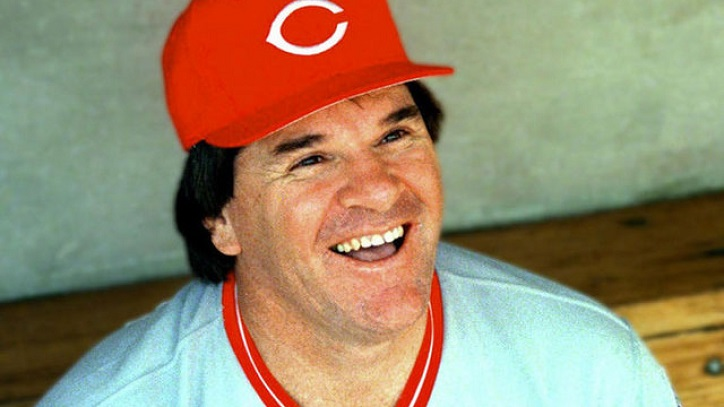 Pete Rose Background Check