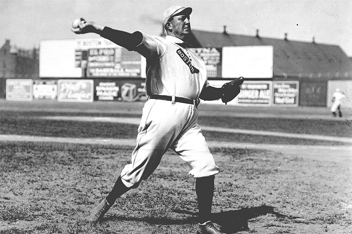 Cy Young Public Records