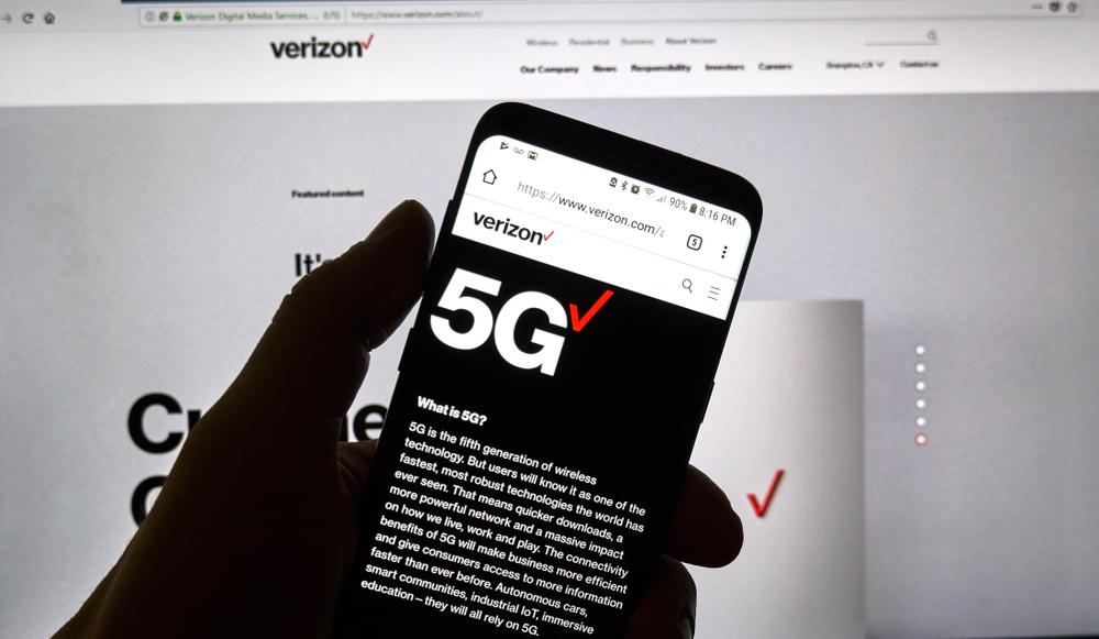 Verizon Activate New Phone