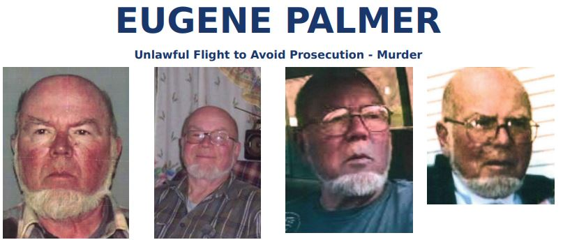 FBI most wanted EUGENE PALMER
