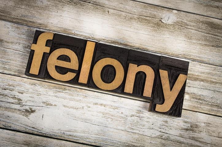 Third Degree Felony