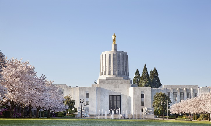 Oregon Police Records