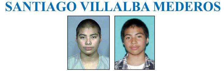 FBI most wanted SANTIAGO VILLALBA MEDEROS