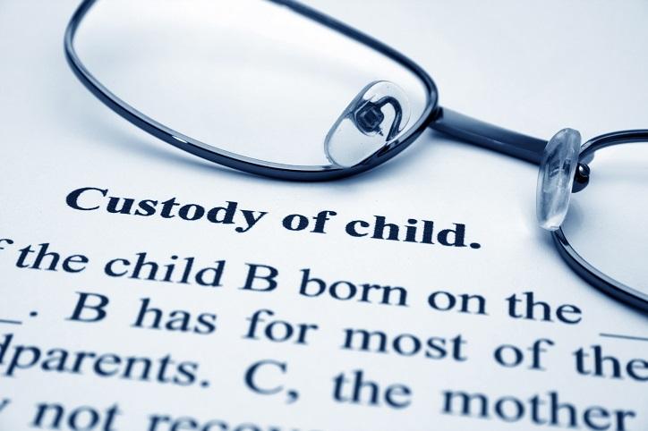 Maryland Child Custody Laws