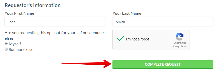 How to Opt Out of CheckPeople