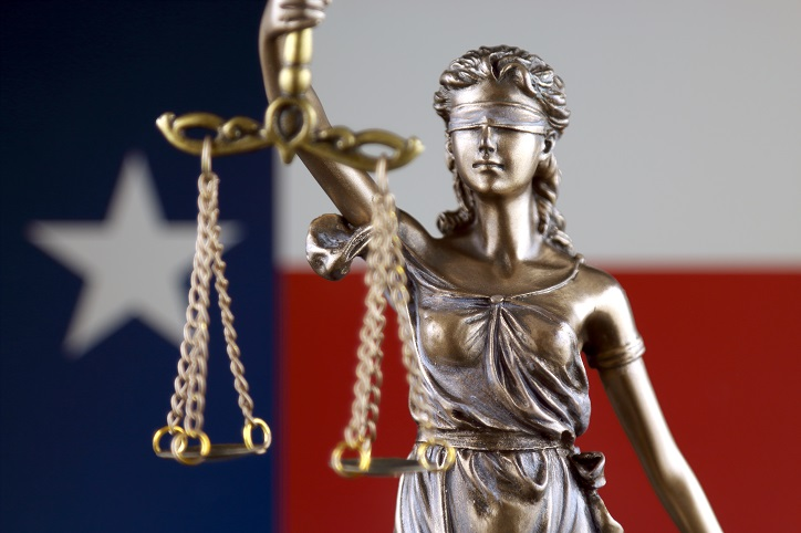 Texas Breaking and Entering Law