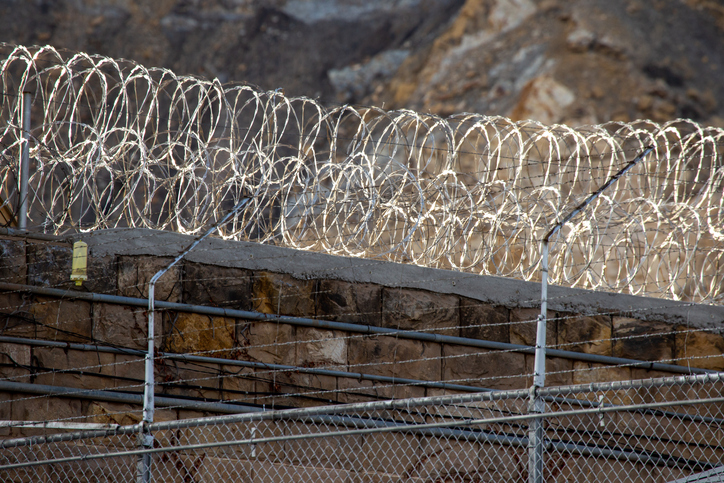 Baskerville Correctional Center