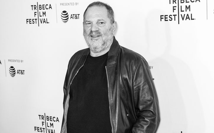 Harvey Weinstein coronavirus