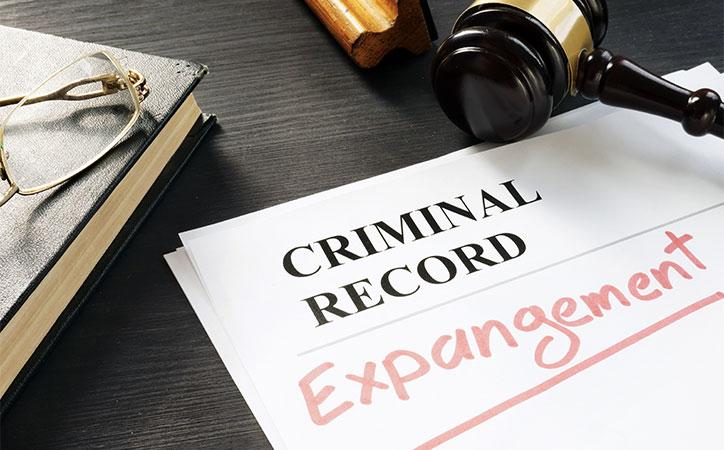 arrest record expungement