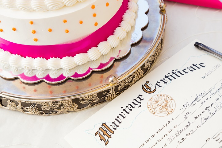 Louisiana Marriage License