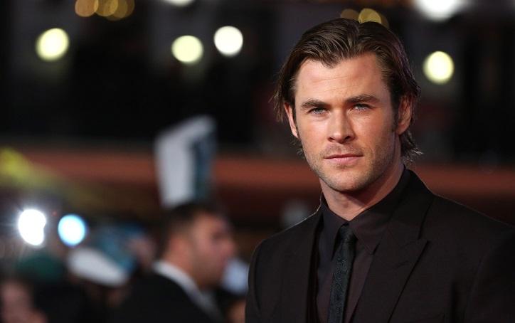Chris Hemsworth Background Check