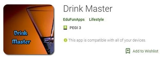 Drinks Master