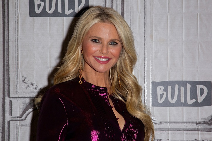 Christie Brinkley Background Check