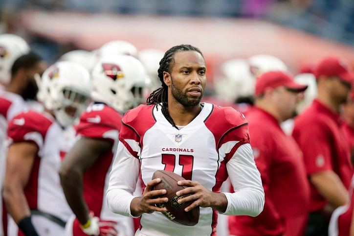 Background Check Larry Fitzgerald