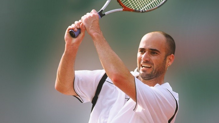 Andre Agassi Background Check