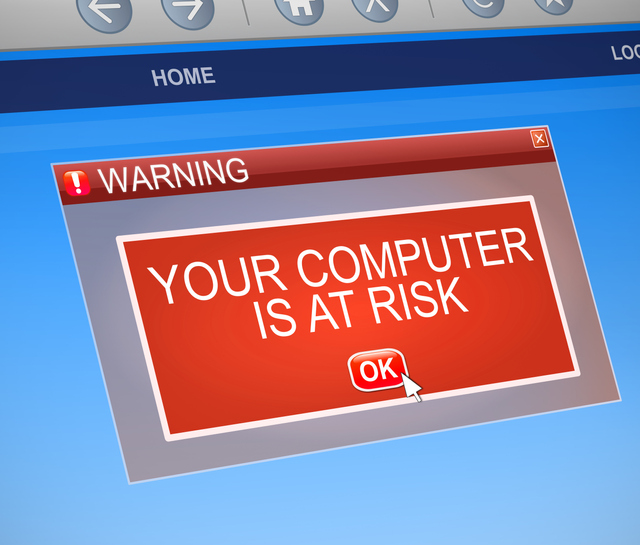 Scareware Attack