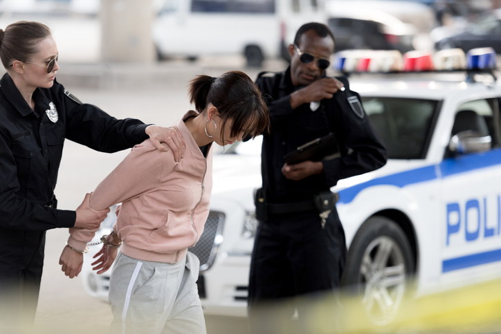 24 hour arrest records