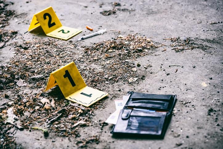 Washington Crime Rate