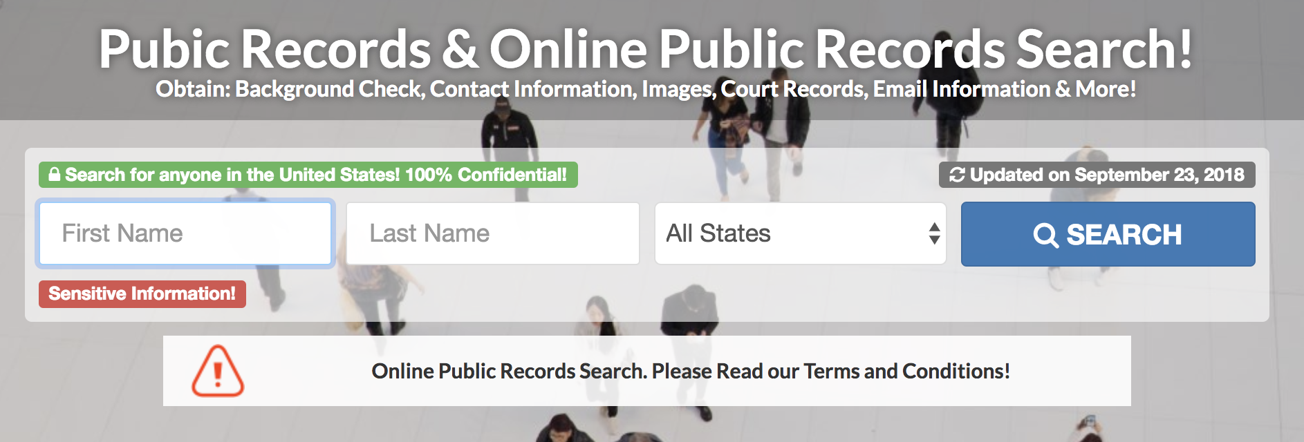 Ohio Public Records