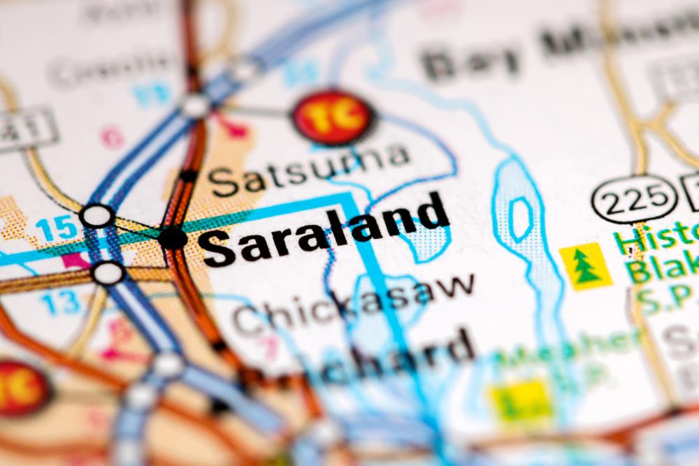 Saraland Public Records
