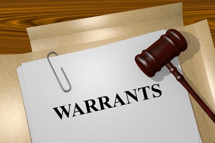 Virginia Warrant Search