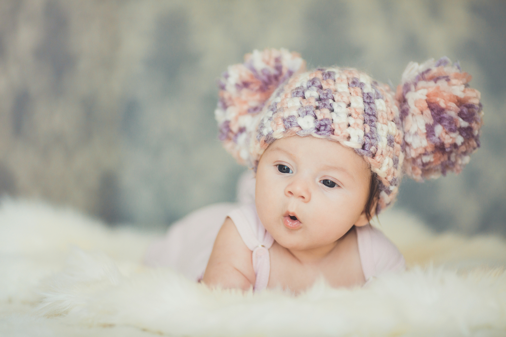 Top Baby Girl Names 2018