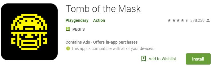 Tomb of the Mask Review