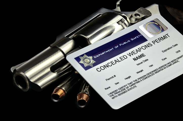 Firearm License North Dakota