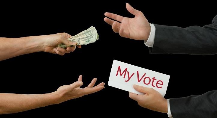 Maryland Bribery law