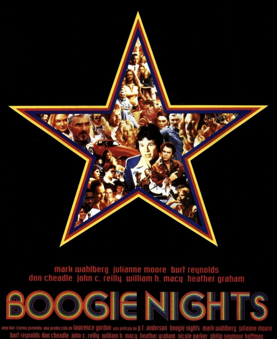boogie nights best drama