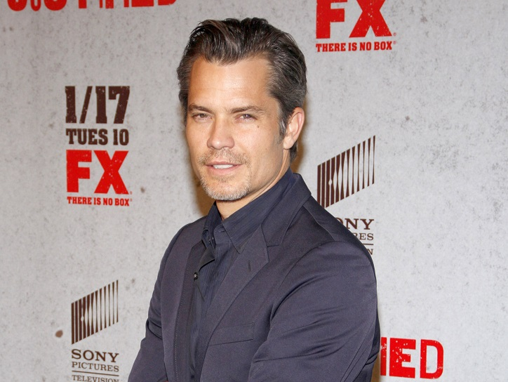 Timothy Olyphant Background Check