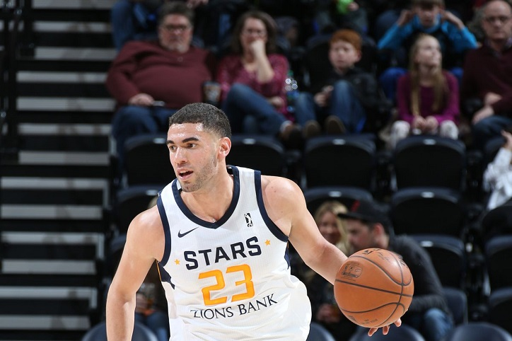Georges Niang Public Records