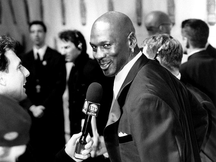 Michael Jordan Background Check
