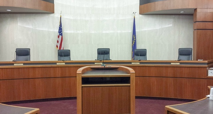 Judicial Records North Dakota